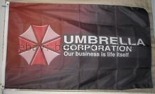 Resident Evil Umbrella Corporation 3'x5' Flag Banner1 Zombies USA Seller shipper