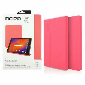 Incipio Faraday Folio With Magnetic Closure Case For Asus ZenPad Z10 - Pink NEW