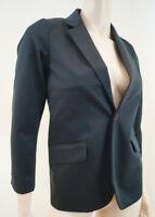 SCOTCH SHRUNK Boy's Black Smart Formal Lined Blazer Jacket BNWT