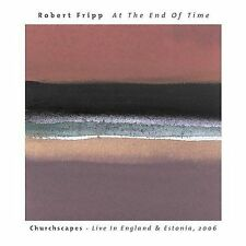 At The End Of Time: Churchscapes - Live In England & Estonia, 2006 by Robert Fri