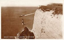 Beachy Head & Lighthouse, EASTBOURNE, Sussex RP