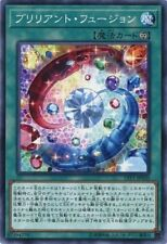 "Yu-Gi-Oh / ""Brilliant Fusion"" (Common) / LVP1-JP020 JAPANESE MINT"