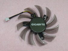 75mm GIGABYTE GTX 460 470 560 Ti 580 Fan Replacement 3Pin T128010SM 0.20A R47b
