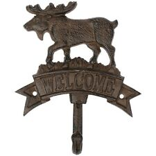 MOOSE Wall Hook by Carson Home Accents-Cast Iron