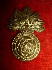 The Canadian Fusiliers Cap Badge, M14a, Canada WW2