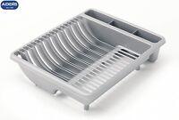 Addis Draining Rack Metallic Flatware Utensil Cutlery Kitchen New
