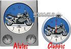 Reloj De Pared Con Motivo: BMW Motocicleta Biker Motocicletas Motivo