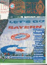 BL 87/88 FC Bayern München - Hannover 96