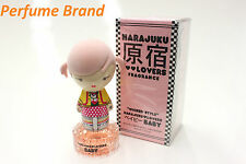 Harajuku Lovers Wicked Style Baby 1.0 oz 30ml Spray Eau de Toilette For Women