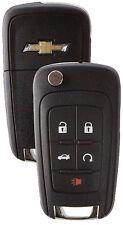 NEW Chevy GM OEM  Switchblade Flip Key 5 Button Remote  13504199 5912545 LOGO