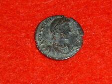 CONSTANTIUS II (A.D. 337-361) BRONZE HALF CENTENIONALIS AUTHENTIC  ROMAN COIN