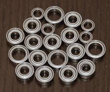 (20pcs) TAMIYA TT-01E Metal Sealed Ball Bearing Set