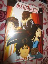 DVD N°7 OJOS DE GATTO TEMPORADA 1 DISCO 7 CORRIERE DE DEPORTE