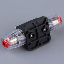 150 Amp In-Line Circuit Breaker Stereo/Audio/Car/RV 150A/150AMP Fuse 12V/24V/32V
