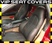 Chevy Corvette C5 Clazzio Leather Seat Covers