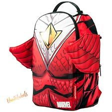 SPRAYGROUND Backpack MARVEL Falcon w/Removable Wings LIMITED EDITION 💥NEW