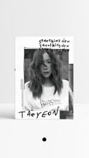 Taeyeon-[Something New]3rd Mini Album CD+Booklet+PhotoCard+Store Gift SNSD K-POP