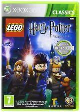 JUEGO XBOX 360 LEGO HARRY POTTER LA AÑOS 1-4 Producto NUEVO
