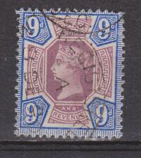 Great Britain nr 95 used Victoria 1887 VEILING oude POSTZEGELS ENGELAND