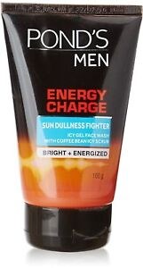 Pond's Men Energy Charge Icy Gel Face Wash 100g