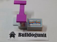 1992 Loopin Louie Purple Paddle Part Only Board Game Replacement Piece