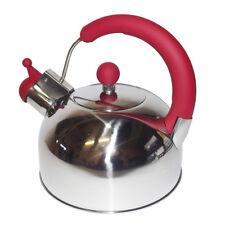 Bollitore d'acqua con Fischietto INOXRIV 2,5 L Scalda Acqua in acciaio inox