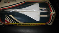 CORGI TOYS #651 AIR FRANCE CONCORDE JET BOXED MADE IN GREAT BRITAIN HARD TO FIND