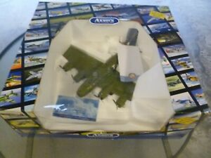 """Franklin Mint Armour Collection B17 Flying Fortress """"Sweet & Lovely"""" For Parts"""