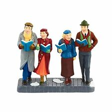 Department 56 Christmas in The City Village Caroling in The City Accessory, 2.87