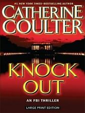 Knock Out by Catherine Coulter Large Print Edition