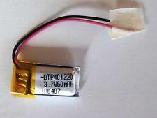1 Accu Batterie Li-po 3.7V 1S 60mAh 401220 Lipo Battery