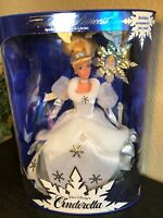 Walt Disney Cinderella Holiday Princess Barbie