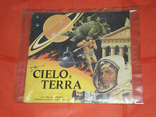 ALBUM FIGURINE CIELO E TERRA COMPLETO-360/360-IMPERIA 1975 ALBI GIOVENTU