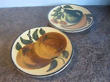 Puigdemont - Fruit Plates - Pair