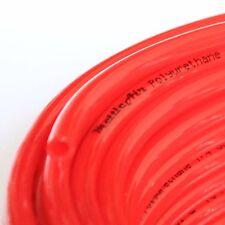1pc PU Polyurethane Tubing 1/4 OD RED 30m (98ft) Tube MettleAir PU1/4-30R