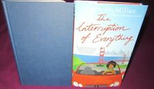 The Interruption of Everything ~ Terry McMillan. 1st Hbdj Frank FUNNY Sad Feisty