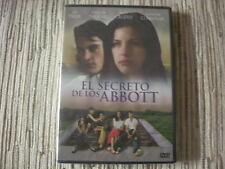 DVD PELICULA EL SECRETO DE LOS ABBOTT LIV TYLER JOAQUIN PHOENIX NUEVO