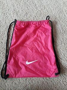 Nike  pink Kit Bag
