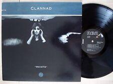 Clannad Macalla A-1 B2 US LP Bono U2 RCA NFL1-8063 1985 EX/NM