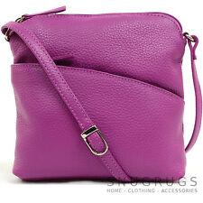 Damen / Damen Luxus weiches Leder Handtasche/Umhängetasche
