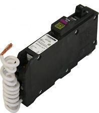 Square D QO115DF Circuit Breaker 15A 1 Pole 120V Combination Arc/Ground Fault