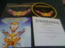 STRATOVARIUS / eagleheart  /JAPAN LTD CD