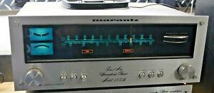 Vintage Marantz FM / AM Stereophonic Tuner Model 115B  115-B
