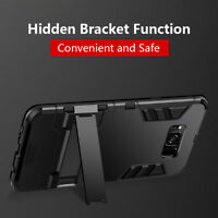 Shockproof Hybrid Armor Tough Hard Case Cover Belt Clip For Huawei Honor Phone