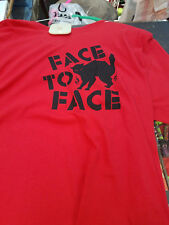 Face To Face Tee T Shirt Vintage Large New