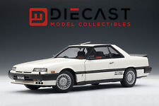 AUTOART 77427 NISSAN SKYLINE HARDTOP 2000 TURBO INTERCOOLER RS.X,DR30,WHITE 1:18
