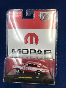 1:64 1966 Dodge Charger Gasser GS02 M2 machines - MOPAR