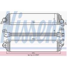 Ladeluftkühler NISSENS NIS 96501