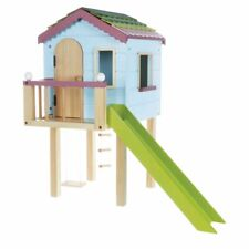 Lottie Wooden Dollhouse Treehouse - for dolls inspired by real girls