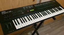 ✅⚠️Yamaha DX7 S Vintage Synthesizer zu vergleichen mit Korg Roland Keyboard GEM
